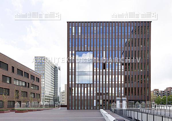 Robert Bosch Und Robert Schuman Berufskolleg Dortmund Architektur