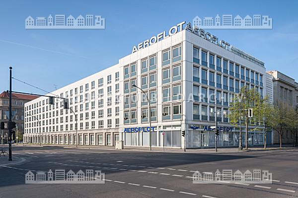 Russisches Haus der Wirtschaft Berlin Architektur Bildarchiv