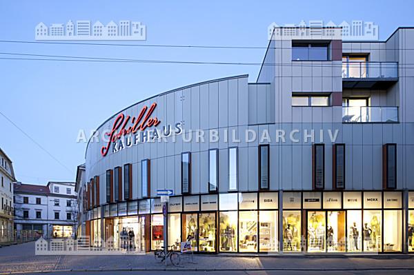 Schillerkaufhaus weimar architektur bildarchiv - Architekturburo weimar ...