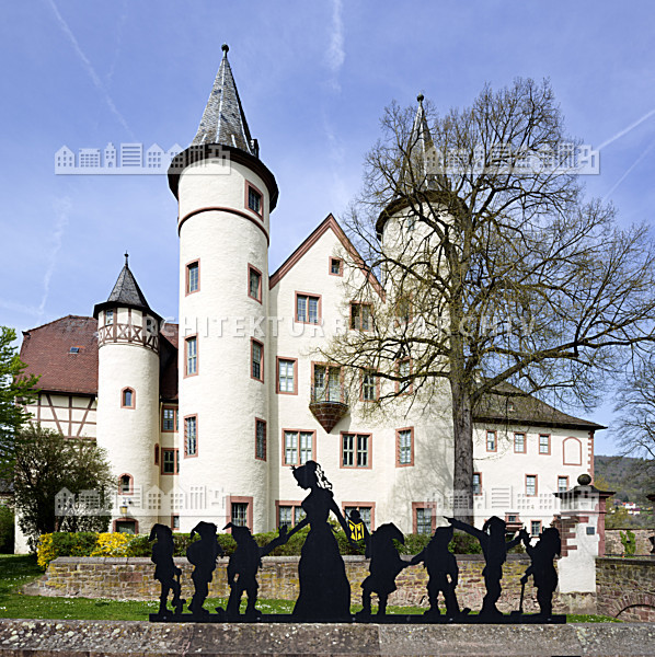 Schloss lohr am main architektur bildarchiv for Heimbach lohr am main