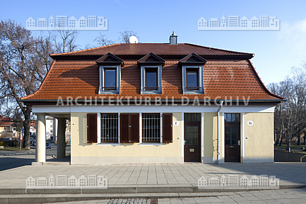 Schwanseebad weimar architektur bildarchiv - Architektur weimar ...