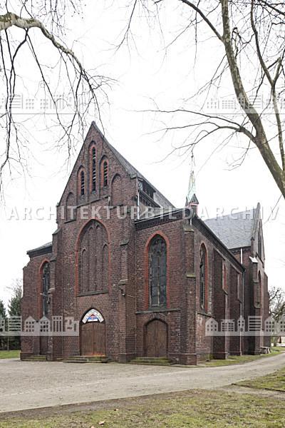 Serbisch-orthodoxe Kirche Dortmund - Architektur-Bildarchiv