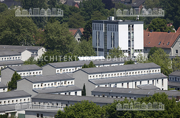 Siedlung sch ngelberg gelsenkirchen architektur bildarchiv - Architekt gelsenkirchen ...
