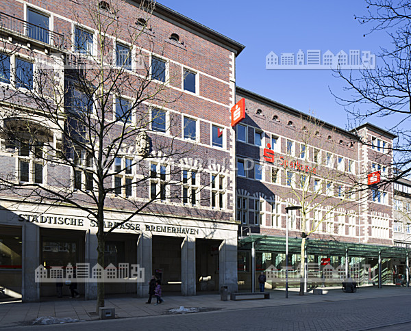 Sparkasse bremerhaven architektur bildarchiv - Architektur bremerhaven ...