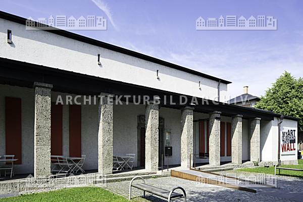 st dtische galerie rosenheim architektur bildarchiv. Black Bedroom Furniture Sets. Home Design Ideas