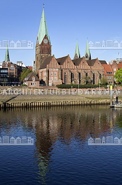 St.-Martini-Kirche Bremen - Architektur-Bildarchiv