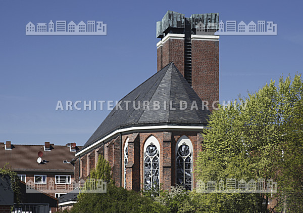 St nikolaus kirche kiel architektur bildarchiv - Architektur kiel ...