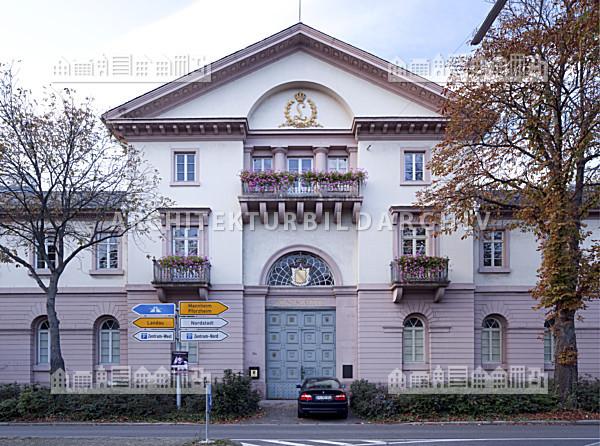 Staatliche m nze karlsruhe architektur bildarchiv - Architektur karlsruhe ...