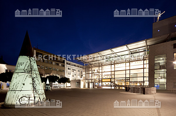 staatstheater mainz kleines haus architektur bildarchiv. Black Bedroom Furniture Sets. Home Design Ideas