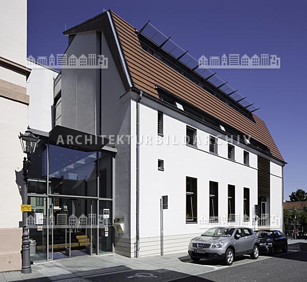 stadtbibliothek bad homburg architektur bildarchiv. Black Bedroom Furniture Sets. Home Design Ideas