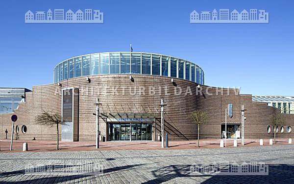 Stadthalle bremerhaven architektur bildarchiv - Architektur bremerhaven ...