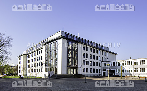 Architekten Recklinghausen stadthaus a recklinghausen architektur bildarchiv