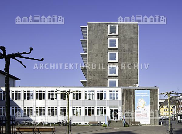 Architekten Recklinghausen stadthaus c recklinghausen architektur bildarchiv