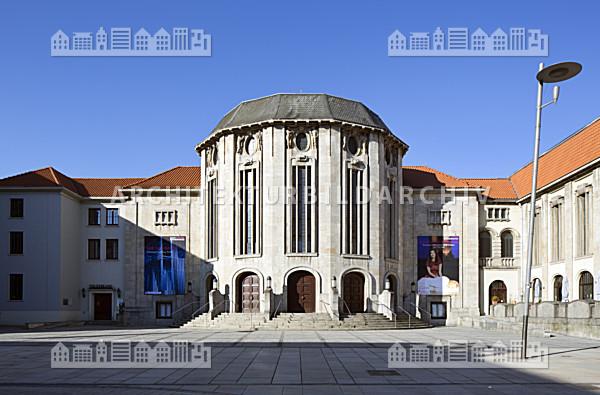 Stadttheater bremerhaven architektur bildarchiv - Architektur bremerhaven ...