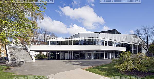 stadttheater schweinfurt architektur bildarchiv. Black Bedroom Furniture Sets. Home Design Ideas