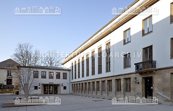 Stadtverwaltung weimar architektur bildarchiv - Architektur weimar ...