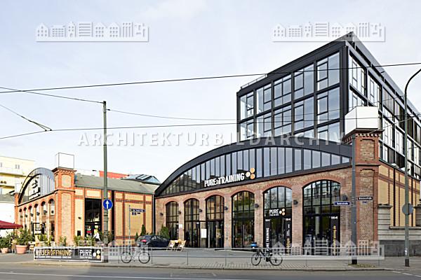 Stra Enbahndepot Sachsenhausen Frankfurt Am Main