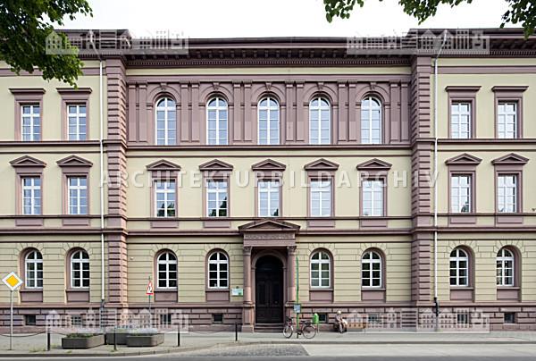 Technische Hochschule Mittelhessen Hugo Von Ritgen Haus Giessen