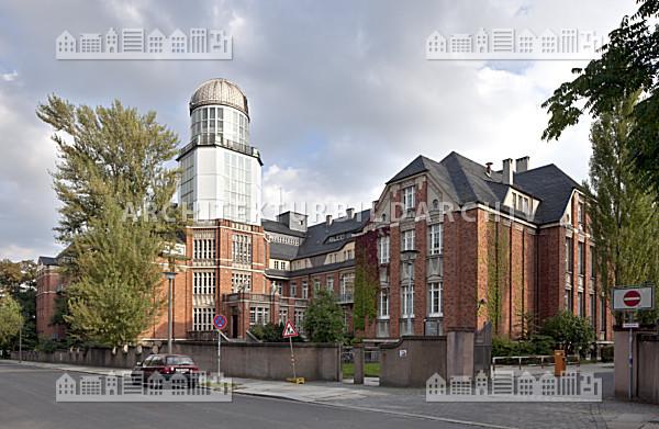 Technische universit t dresden beyer bau architektur - Uni dresden architektur ...