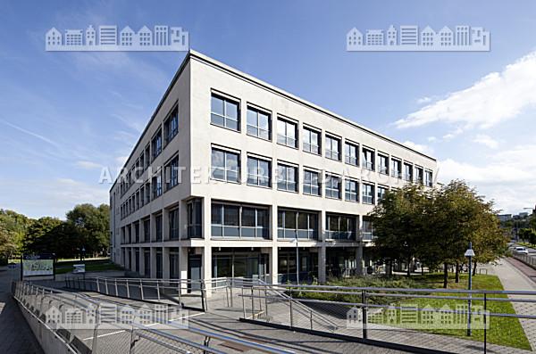 Technische universit t dresden von gerber bau - Uni dresden architektur ...