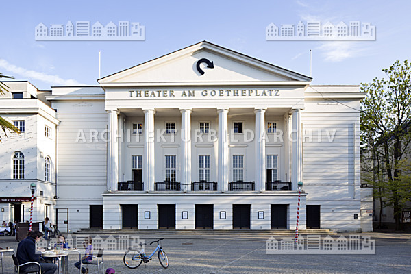 Theater am Goetheplatz Bremen Architektur Bildarchiv