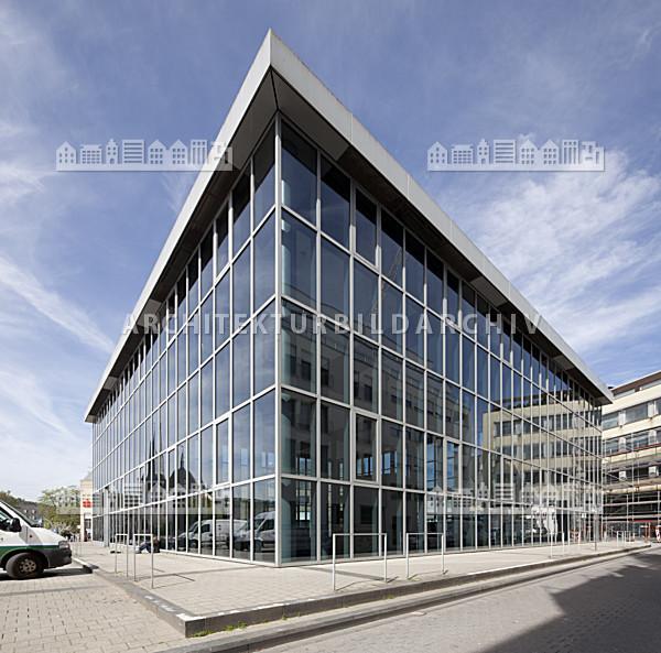 Thermen am viehmarkt trier architektur bildarchiv - Architekt trier ...