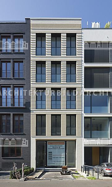 Townhouse Berlin townhouse p17 berlin architektur bildarchiv