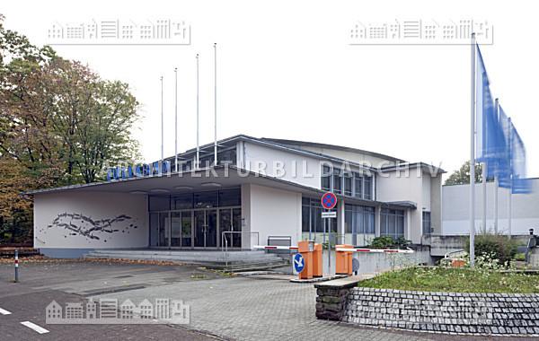 Tullabad karlsruhe architektur bildarchiv - Architektur karlsruhe ...