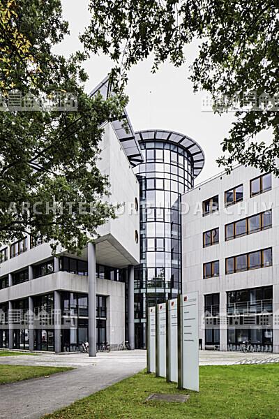 Verwaltung der Universität Hamburg - Architektur-Bildarchiv