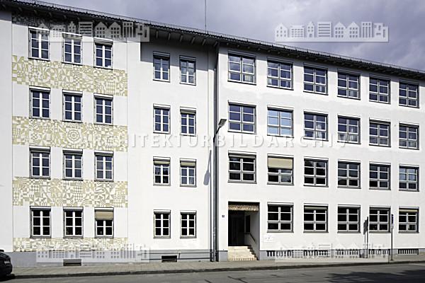 Architekten Rosenheim verwaltungsgebäude königstraße 15 rosenheim architektur bildarchiv