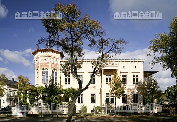 Villa Haacke Potsdam villa von haacke potsdam - architektur-bildarchiv