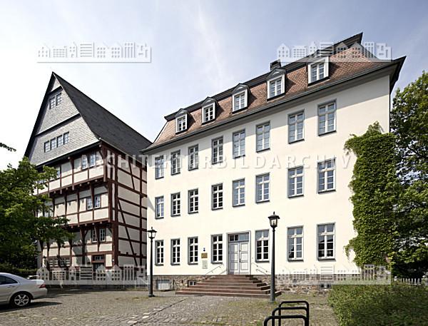 Wallenfels Sches Haus Giessen Architektur Bildarchiv