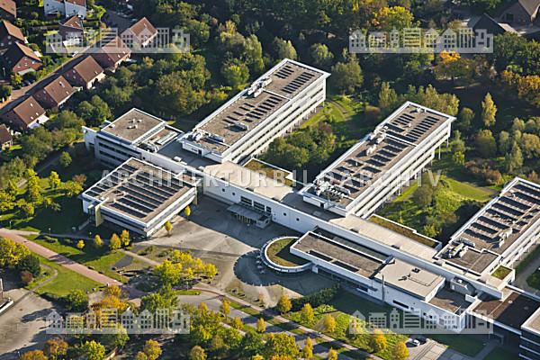 Westf lische hochschule campus gelsenkirchen architektur bildarchiv - Architekt gelsenkirchen ...