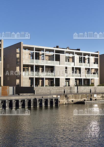 Wohnanlage k perstra e bremerhaven architektur bildarchiv - Architektur bremerhaven ...