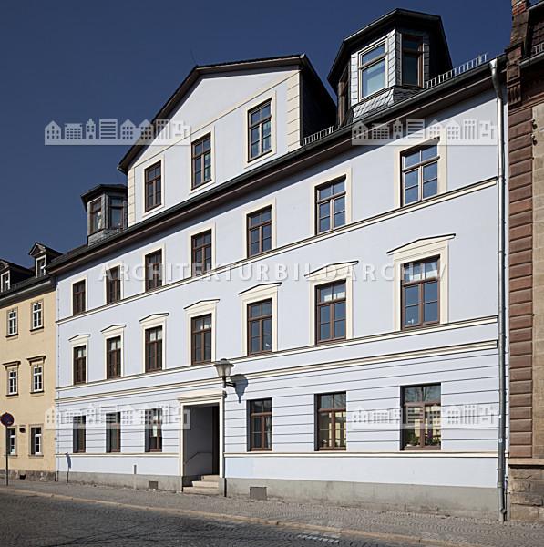 Wohngeb ude ackerwand 11 weimar architektur bildarchiv - Architektur weimar ...