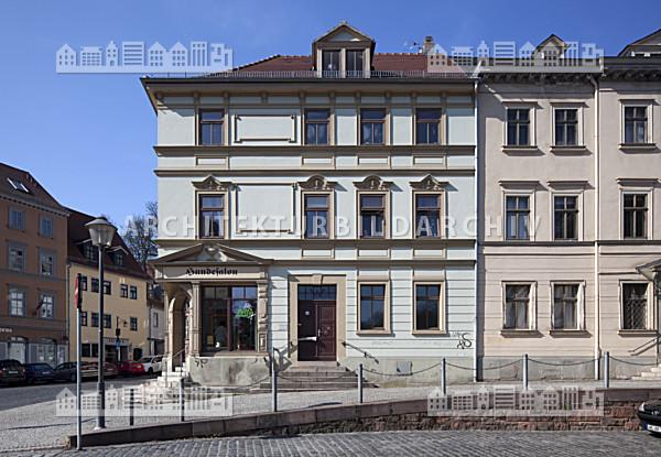 Wohngeb ude marstallstra e 1 weimar architektur bildarchiv - Architektur weimar ...