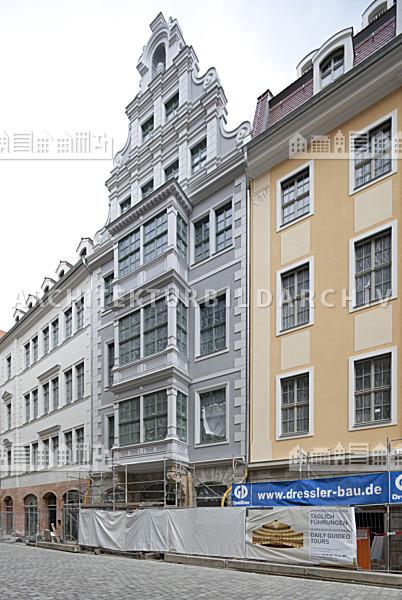 Zehmsches Haus Swissotel Dresden Architektur Bildarchiv