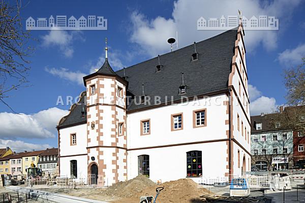 zeughaus schweinfurt architektur bildarchiv. Black Bedroom Furniture Sets. Home Design Ideas